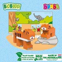 Biobuddi Bumba en de wilde dieren-Vooraanzicht
