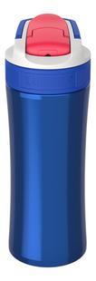 Kambukka isotherme drinkfles Lagoon Insulated 400 ml Azuur-Achteraanzicht