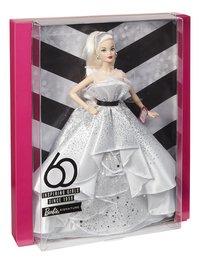 Barbie poupée mannequin  60ème anniversaire-Côté gauche