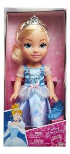 Poupée Disney Princess Toddler Cendrillon en robe de bal-Avant