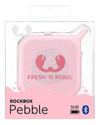 Fresh 'n Rebel Bluetooth luidspreker Pebble Cupcake-Vooraanzicht