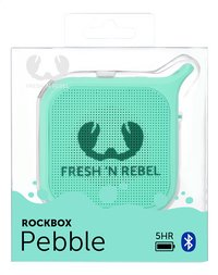 Fresh 'n Rebel Bluetooth luidspreker Pebble Peppermint-Vooraanzicht