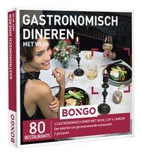 Bongo Gastronomisch Dineren met wijn