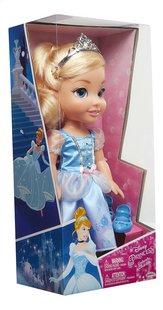Poupée Disney Princess Toddler Cendrillon en robe de bal-Côté gauche