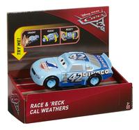 Auto Disney Cars 3 Race & 'Reck Cal Weathers-Linkerzijde