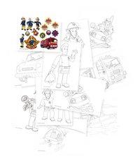 Smoby bureau Sam le pompier-Détail de l'article