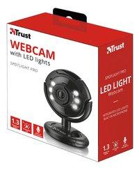 Trust webcam Spotlight Pro-Côté droit