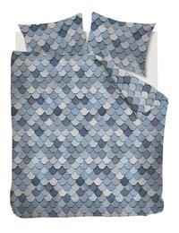 At Home Dekbedovertrek Vieuw blue katoen 140 x 220 cm-Vooraanzicht