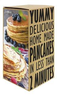 Cookut Shaker Miam pour crêpes et pancakes-Côté gauche