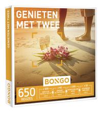Bongo Genieten met twee