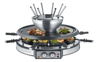 Severin Raclette-fondue-grill RG2348-Afbeelding 1