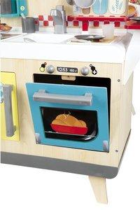 Smoby cuisine en bois vintage design-Détail de l'article