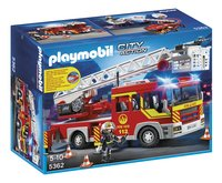 Playmobil City Action 5362 Brandweer ladderwagen met licht en sirene