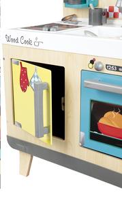 Smoby houten keukentje vintage design-Artikeldetail