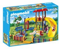Playmobil City Life 5568 Speeltuintje