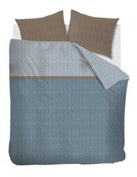 Beddinghouse Dekbedovertrek Diamante blue katoen 200 x 220 cm-Vooraanzicht