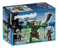 Playmobil Knights 6004 Reuzentrol met dwergsoldaten