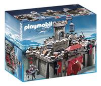 PLAYMOBIL Knights 6001 Citadelle des chevaliers de l'Aigle-Avant