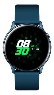 Samsung montre connectée Galaxy Watch Active Green-Avant