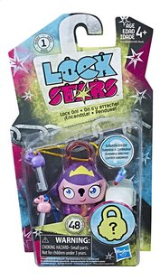 Figurine Lock Stars Purple princess-Avant