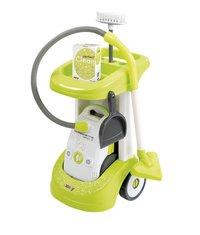 Smoby schoonmaaktrolley met stofzuiger Rowenta Perfect Clean