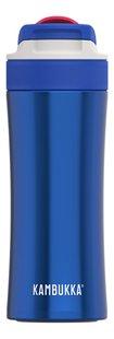 Kambukka isotherme drinkfles Lagoon Insulated 400 ml Azuur-Vooraanzicht