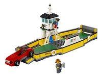 LEGO City 60119 Le ferry-Avant