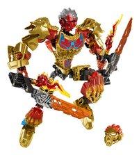 LEGO Bionicle 71308 Tahu Vereniger van het Vuur-Vooraanzicht