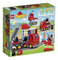 LEGO DUPLO 10592 Le camion de pompiers-Arrière