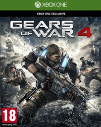 XBOX One Gears of War 4 ENG/FR