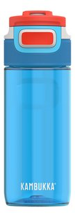 Kambukka drinkfles Elton 500 ml Caribbean Blue -Vooraanzicht