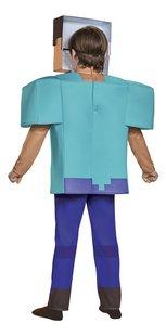 Déguisement Minecraft Steve Deluxe-Arrière