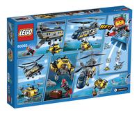 LEGO City 60093 L'hélicoptère de haute-mer-Arrière