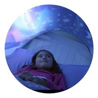 Ciel de lit pop-up L'hiver enchanté-Image 2