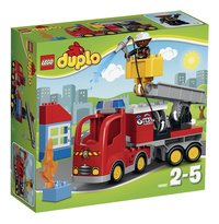 LEGO DUPLO 10592 Le camion de pompiers