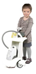 Smoby chariot d'entretien avec aspirateur Rowenta Perfect Clean-Image 1