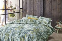 Beddinghouse Housse de couette Hortus green satin de coton-Image 2