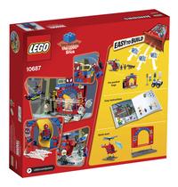 LEGO Juniors 10687 Spider-Man Schuilplaats-Achteraanzicht