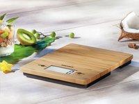 Soehnle Digitale keukenweegschaal Bamboo-Afbeelding 1