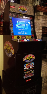 Arcade1Up console Street Fighter 2-Afbeelding 2