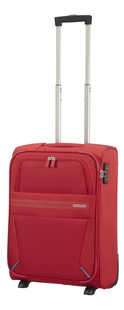 American Tourister Zachte reistrolley Summer Voyager Upright ribbon red 55 cm-Linkerzijde