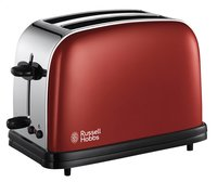 Russell Hobbs grille-pain Colours Flame Red
