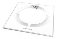 Medisana Pèse-personne/impédancemètre BS444 connect argenté/blanc-Détail de l'article