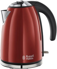 Russell Hobbs waterkoker Flame rood - 1,7 l