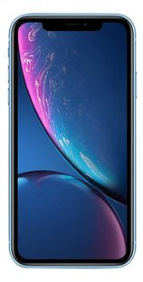 Apple iPhone Xr 256GB blauw-Vooraanzicht