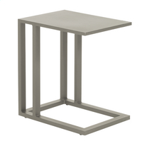 Table d'appoint Torrent taupe