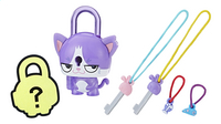 Figuur Lock Stars Purple Cat-commercieel beeld