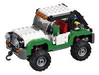 LEGO Creator 31037 Les véhicules de l'aventure-Avant
