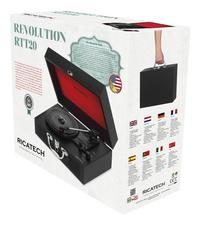 Ricatech tourne-disque Revolution RTT20 noir