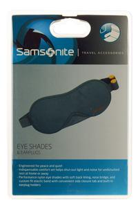 Samsonite Set de voyage yeux/oreilles